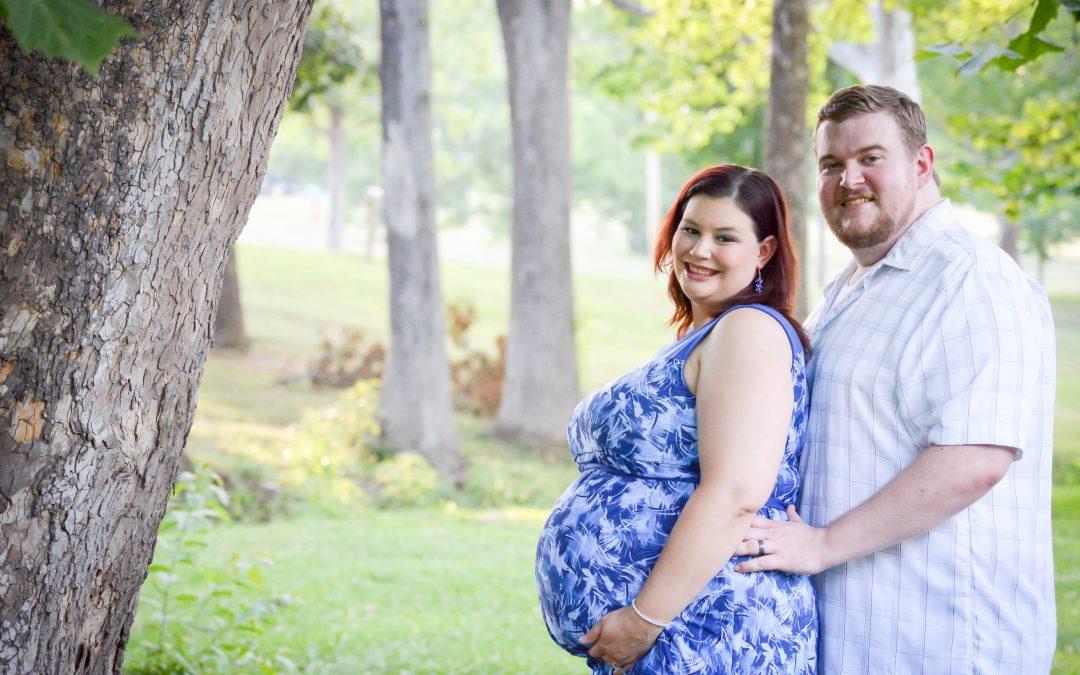 Gibson Maternity Shoot
