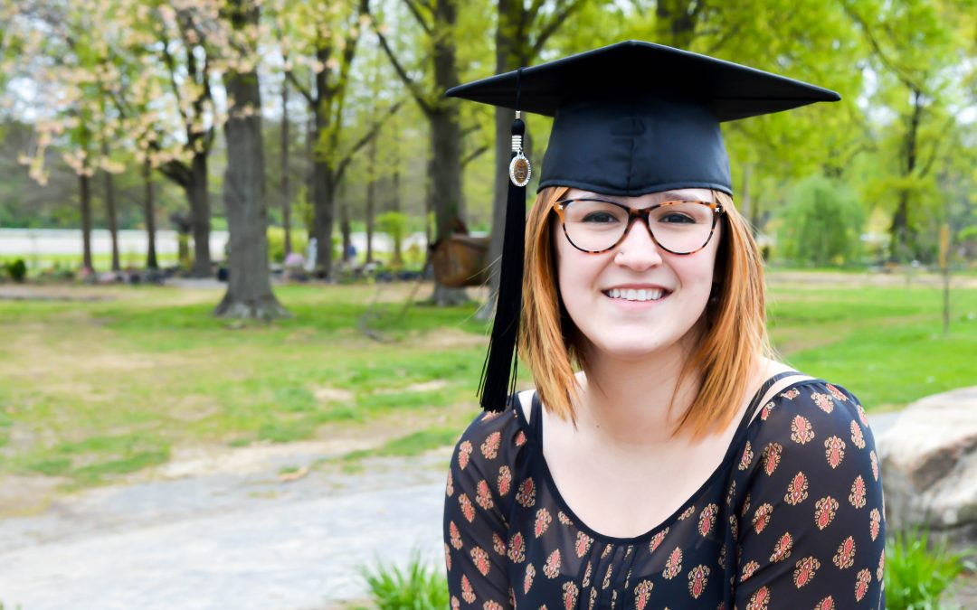 Hall Graduation Photos