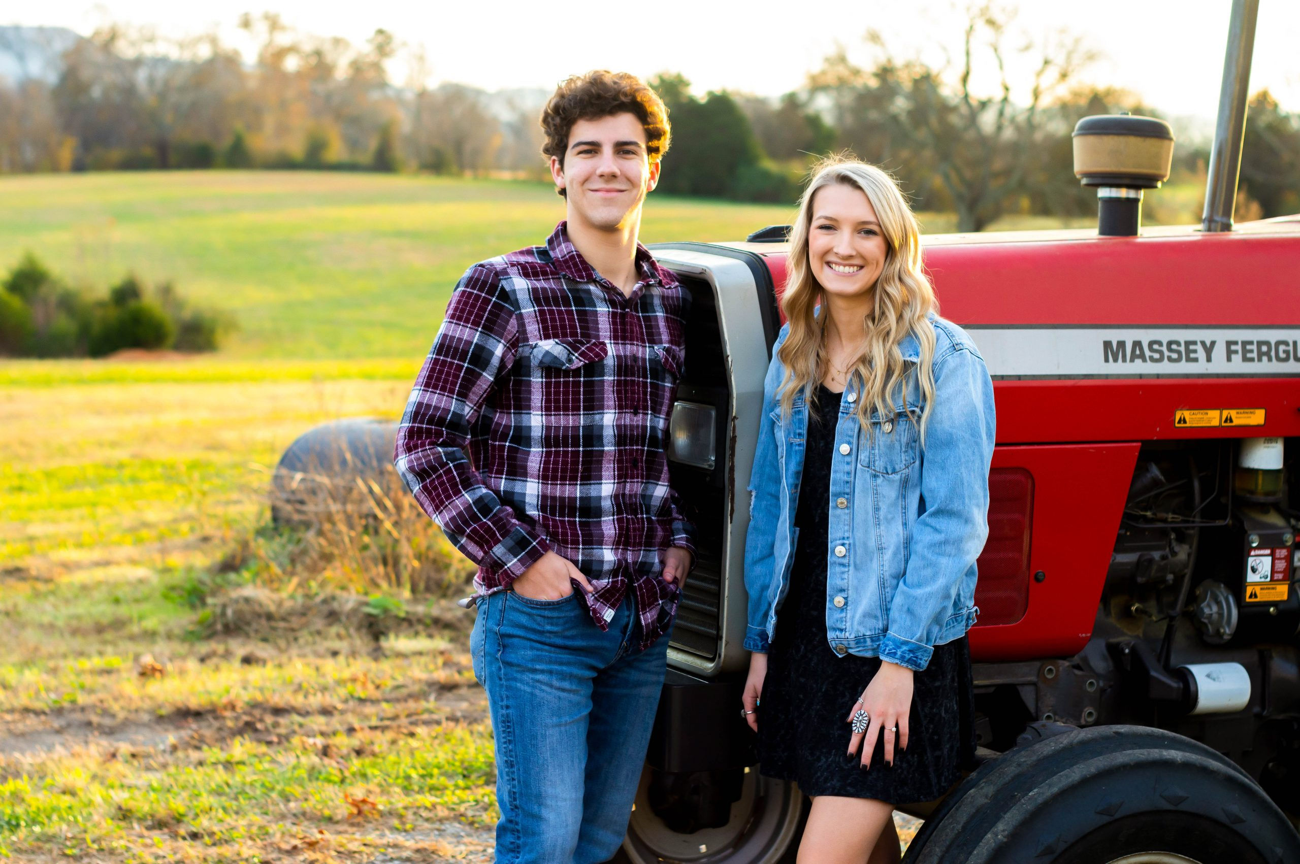 Emilie & Nick Senior Photos